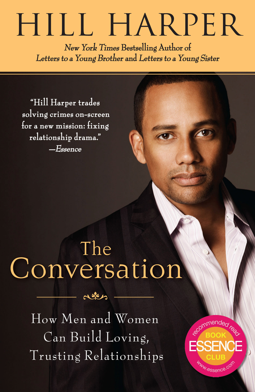 The Conversation By: Hill Harper
