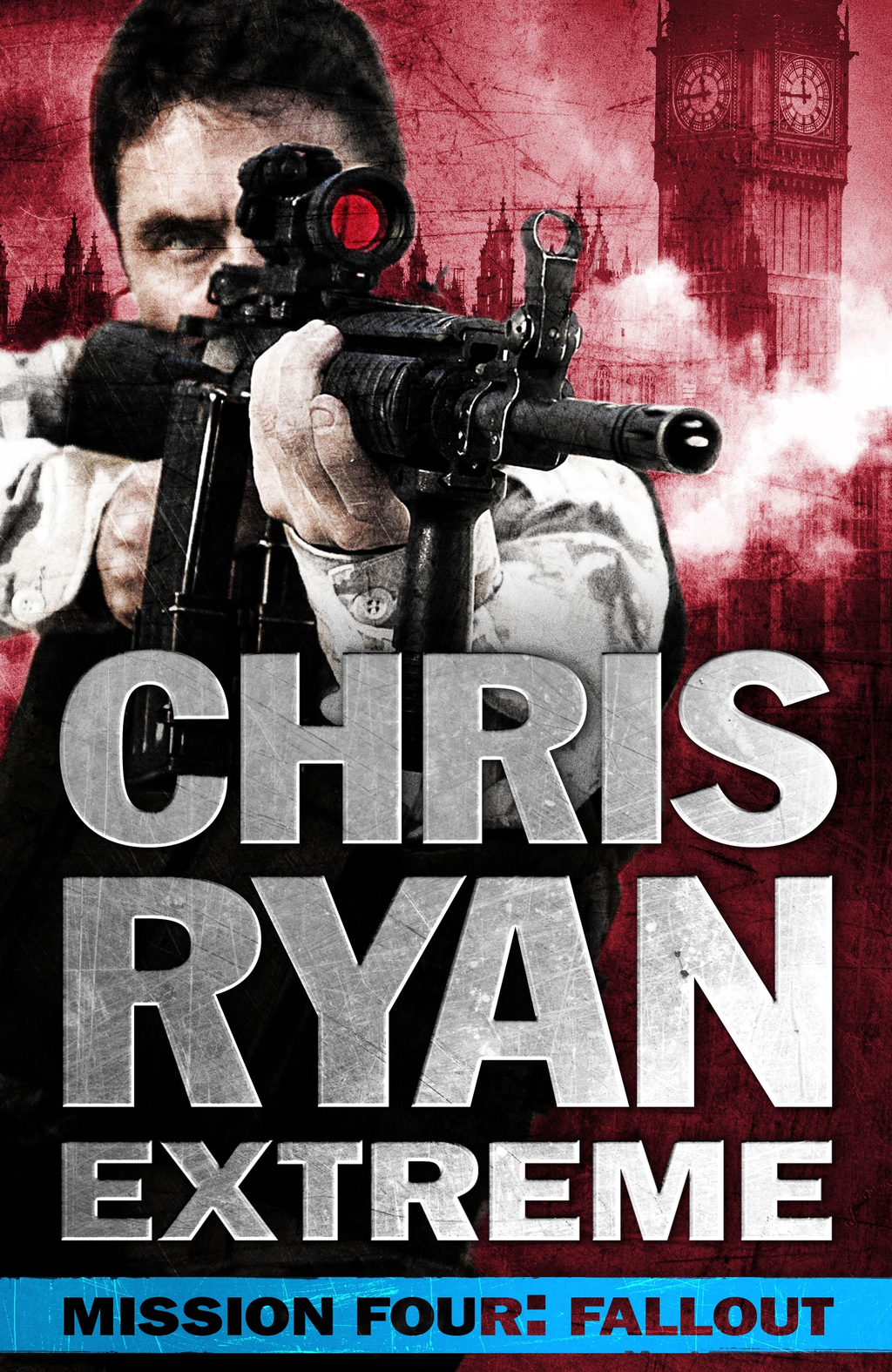 Mission Four: Fallout Chris Ryan Extreme: Series 1