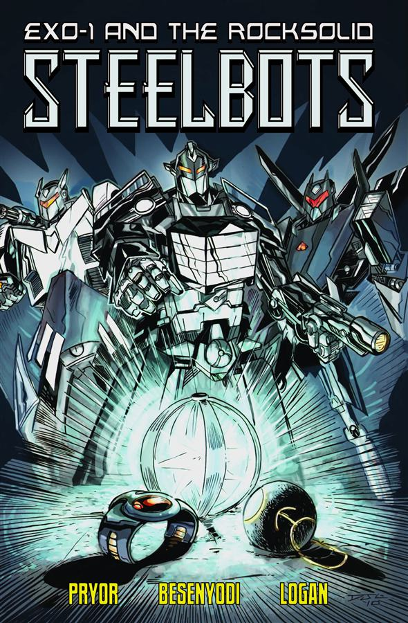 Exo-1 and the Rocksolid Steelbots