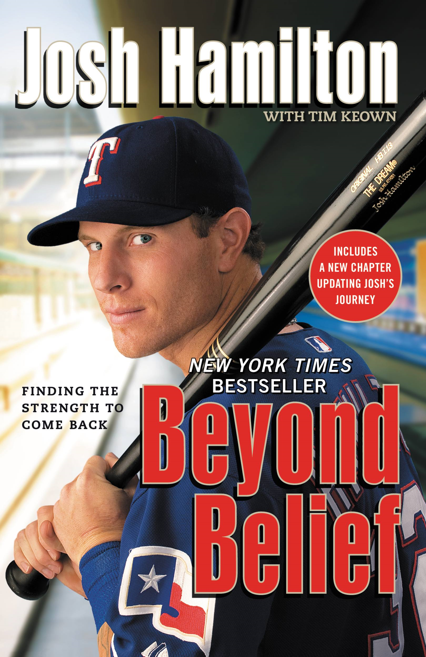 Beyond Belief By: Josh Hamilton