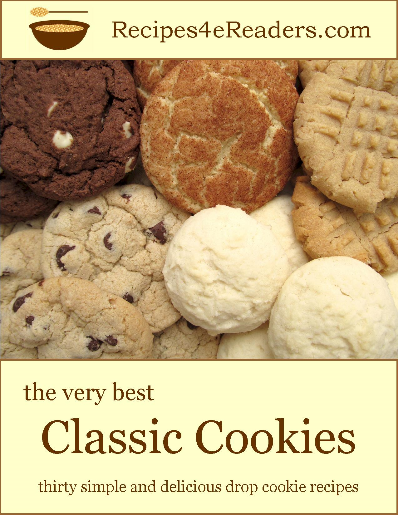The Very Best Classic Cookies