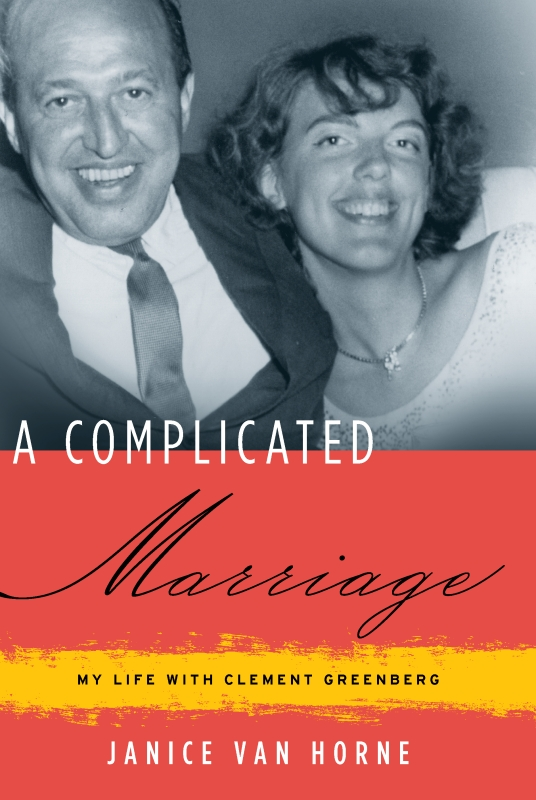A Complicated Marriage By: Janice Van Horne