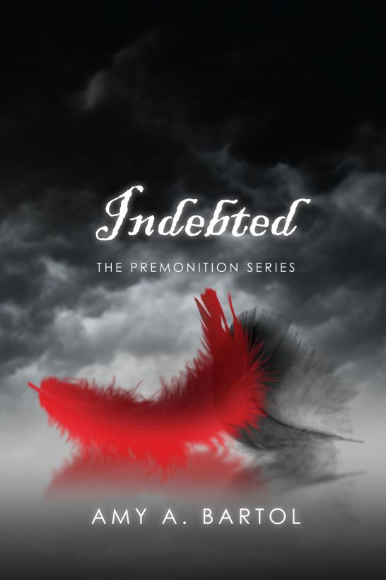 Indebted (The Premonition Series - Volume 3)