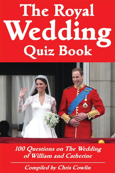 The Royal Wedding Quiz Book