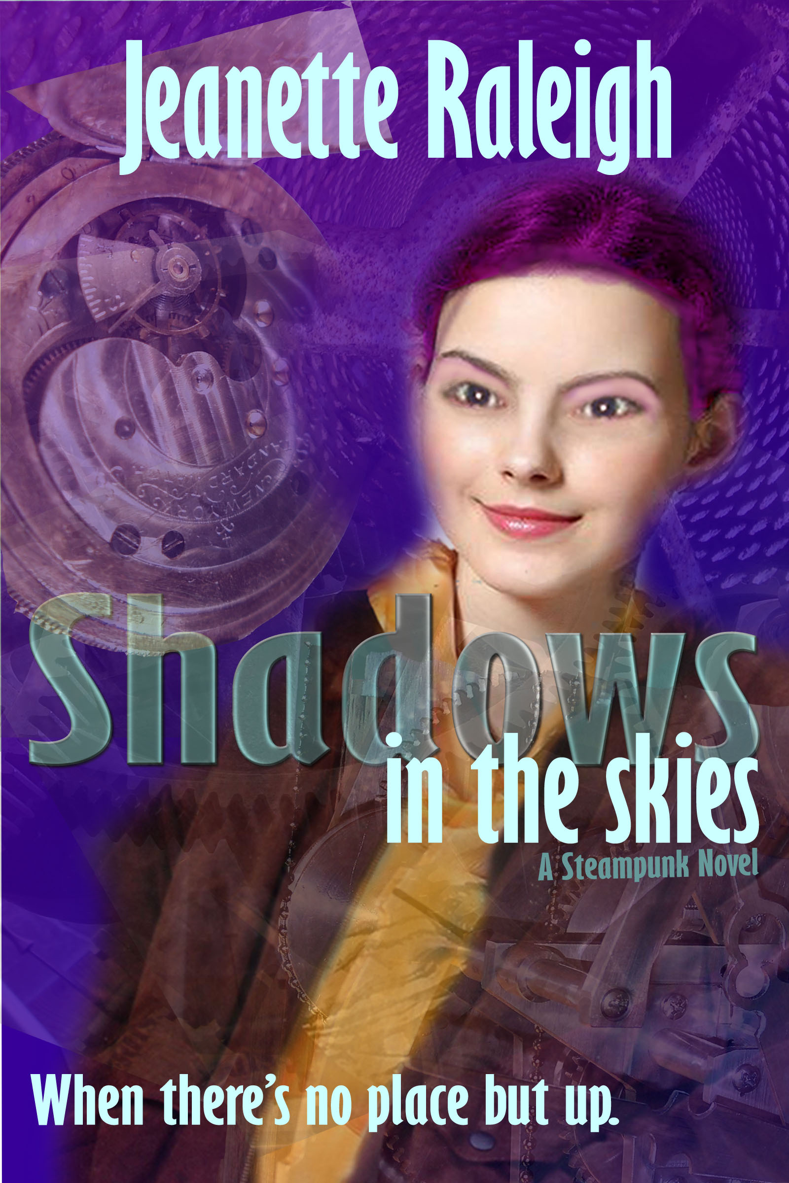 Shadows in the Skies: A Steampunk Novel