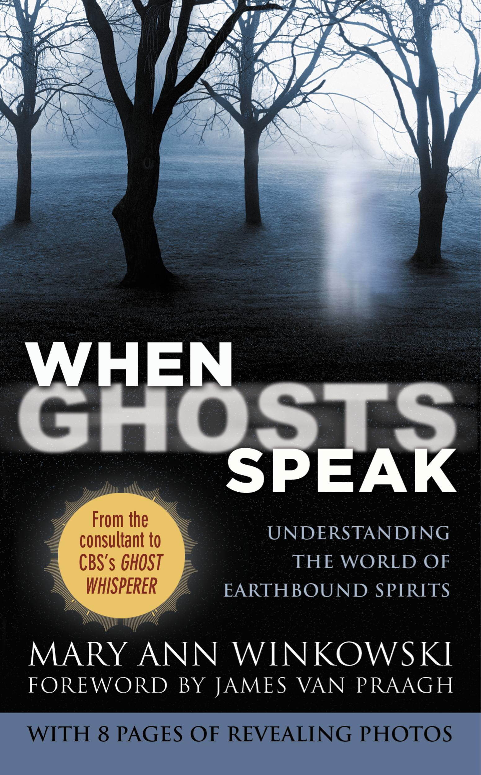 When Ghosts Speak By: Mary Ann Winkowski