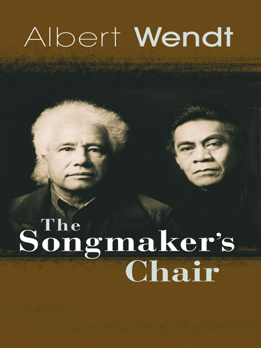 The Songmakers Chair