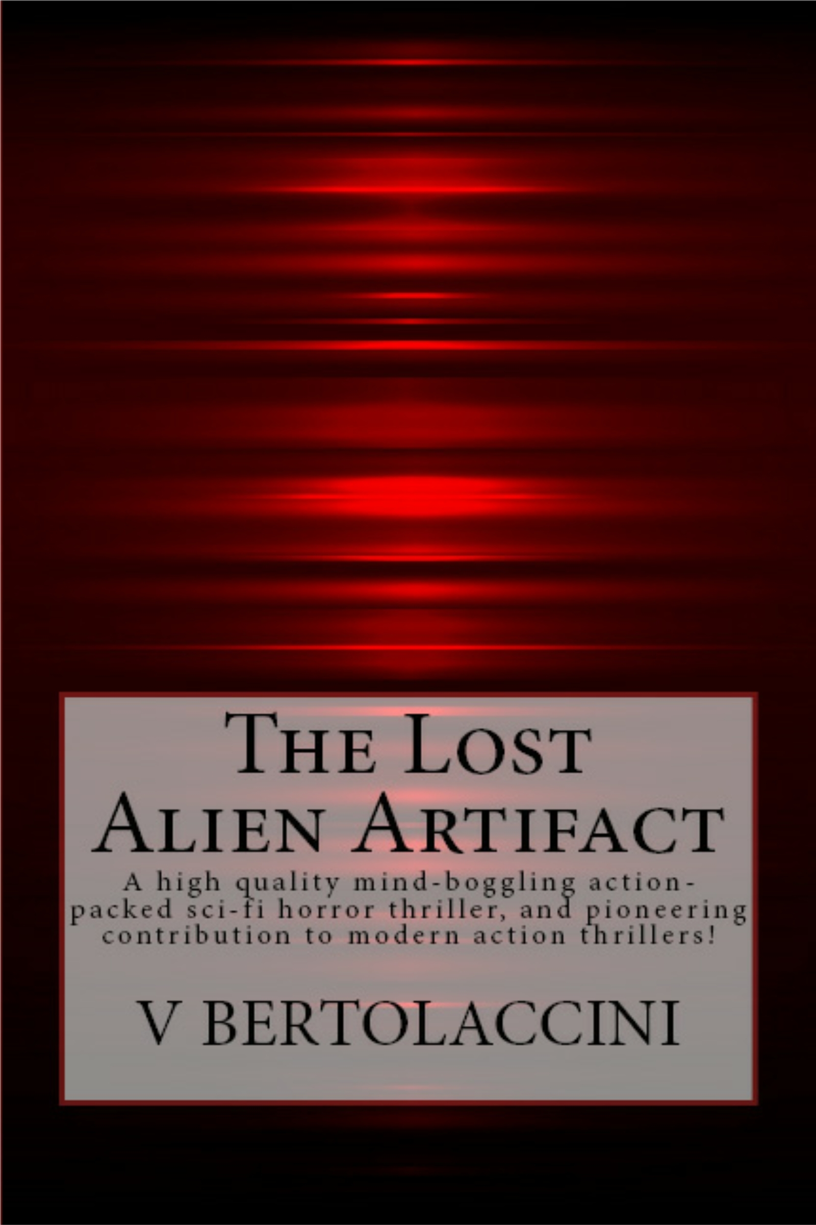 The Lost Alien Artifact