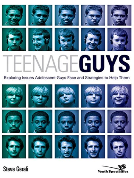 Teenage Guys By: Steven   Gerali