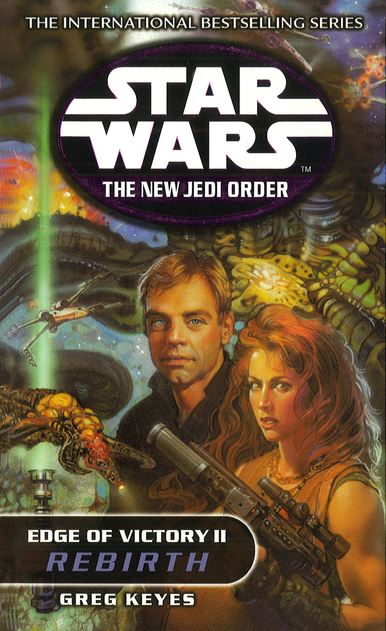 Star Wars: The New Jedi Order - Edge Of Victory Rebirth