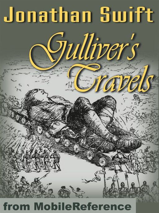 Gulliver's Travels  (Mobi Classics) By: Jonathan Swift