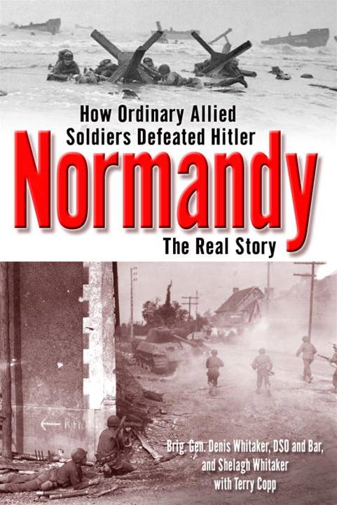 Normandy By: Dennis Whitaker,Shelagh Whitaker