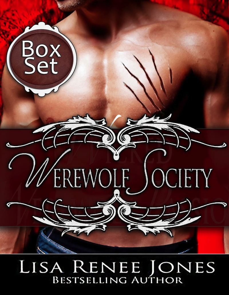 The Werewolf Society Box Set By: Lisa Renee Jones
