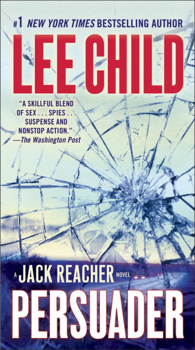 Persuader By: Lee Child
