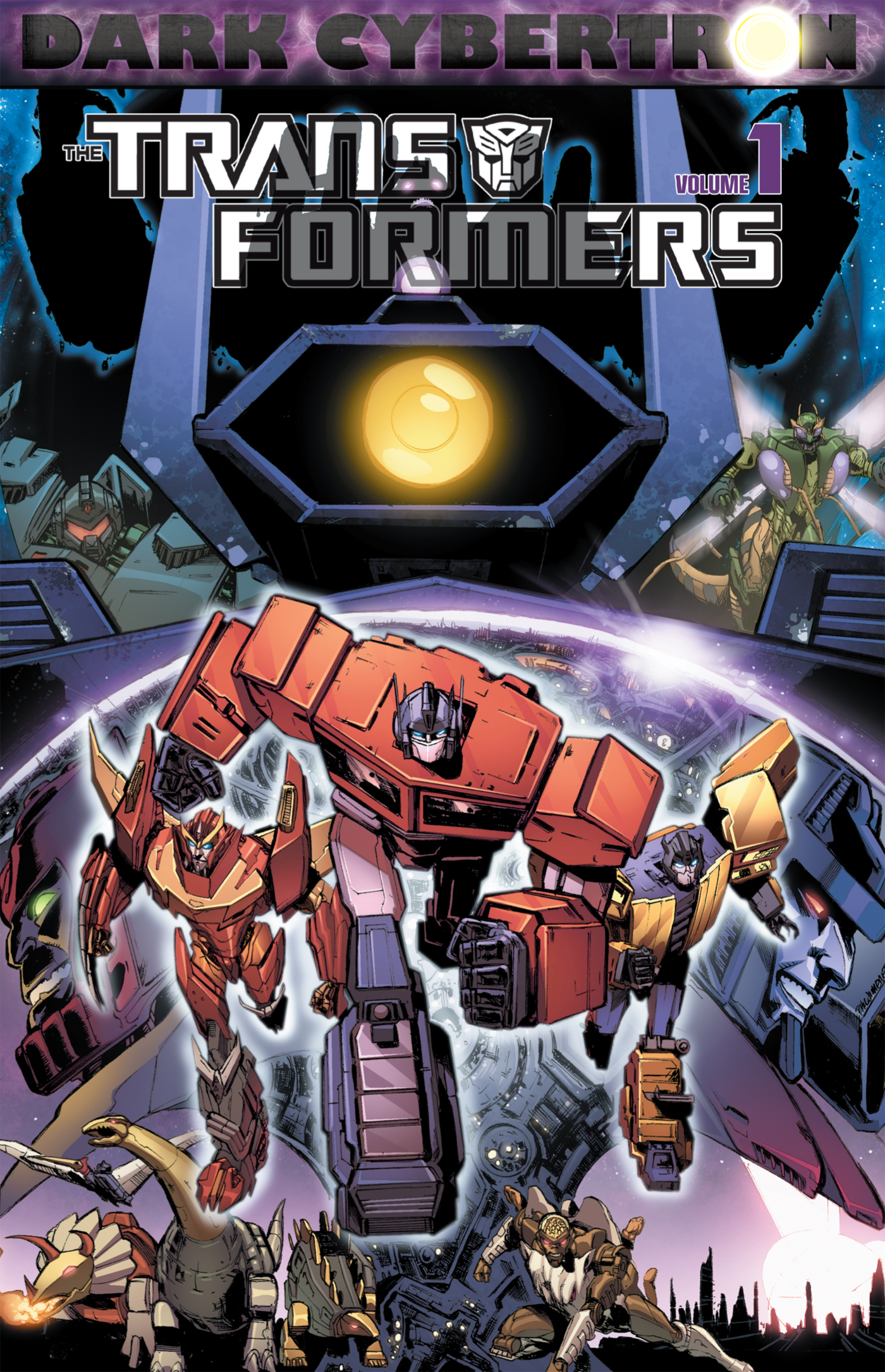 Transformers: Dark Cybertron, Vol. 1