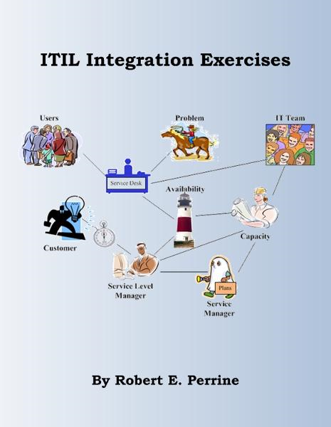 ITIL Integration Exercises By: Robert Perrine