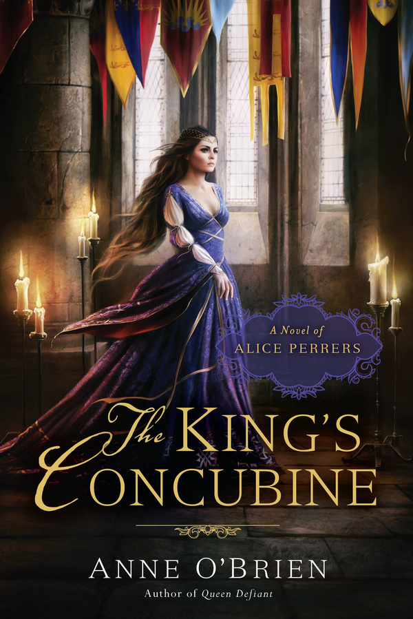 The King's Concubine By: Anne O'Brien