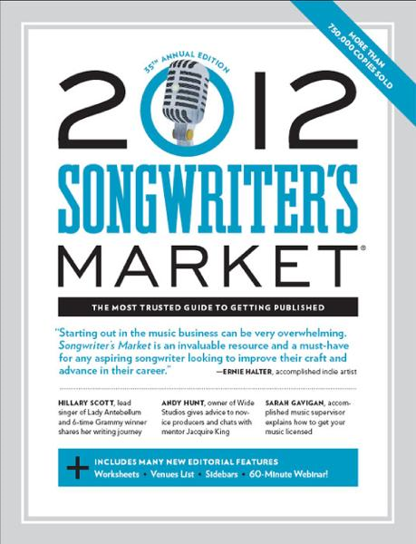 2012 Songwriter's Market