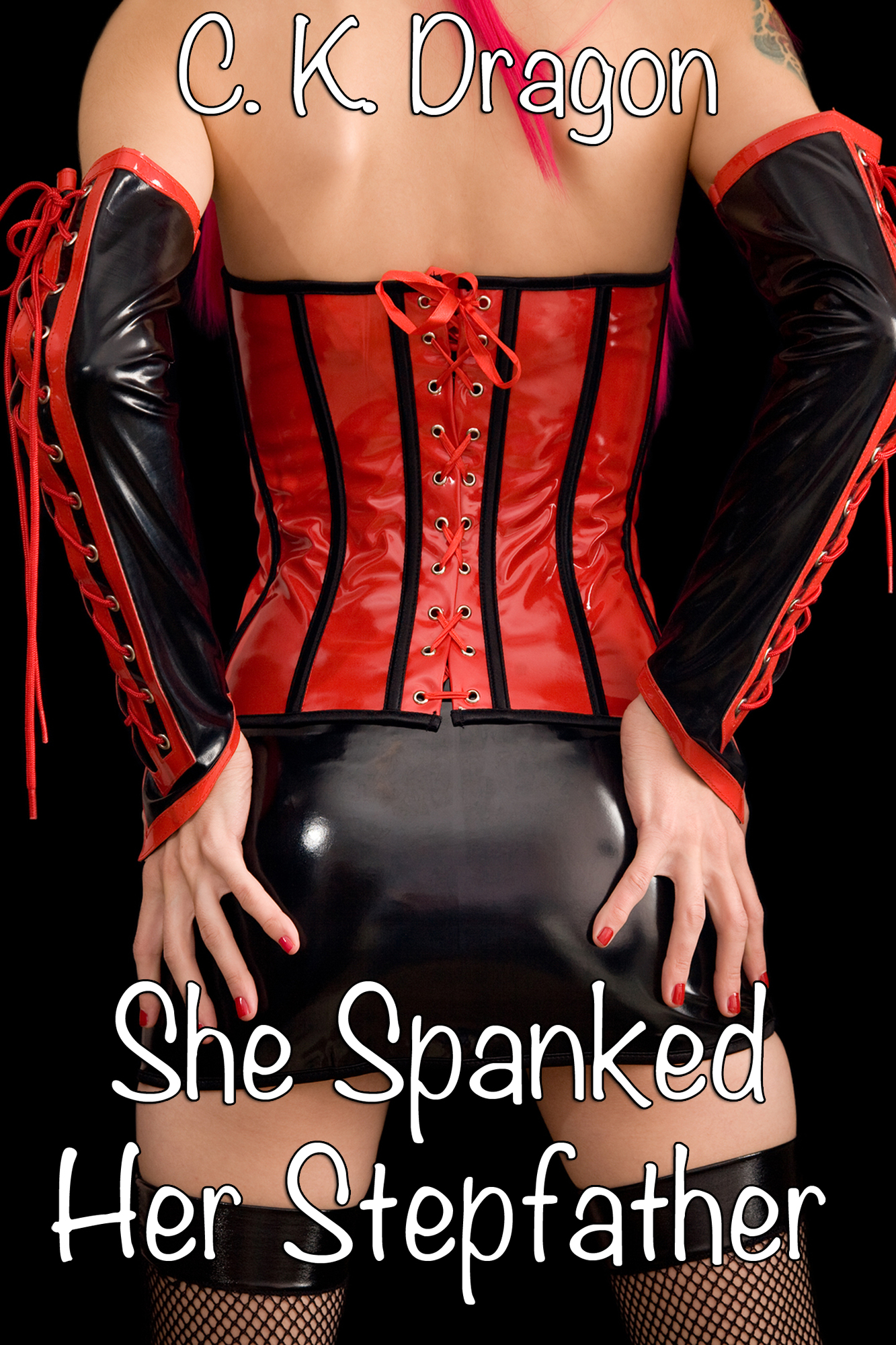 She Spanked Her Stepfather