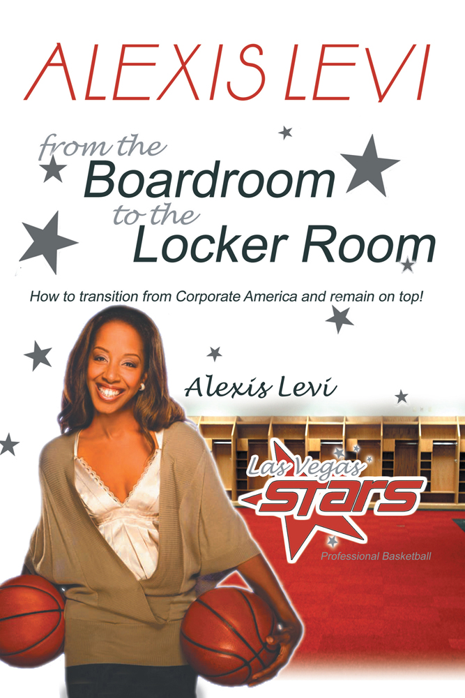 Alexis Levi: Boardroom To The Locker Room
