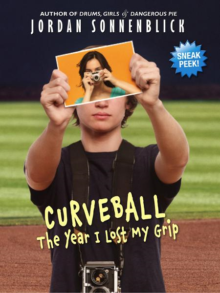 Curveball: The Year I Lost My Grip (Sneak Peek)