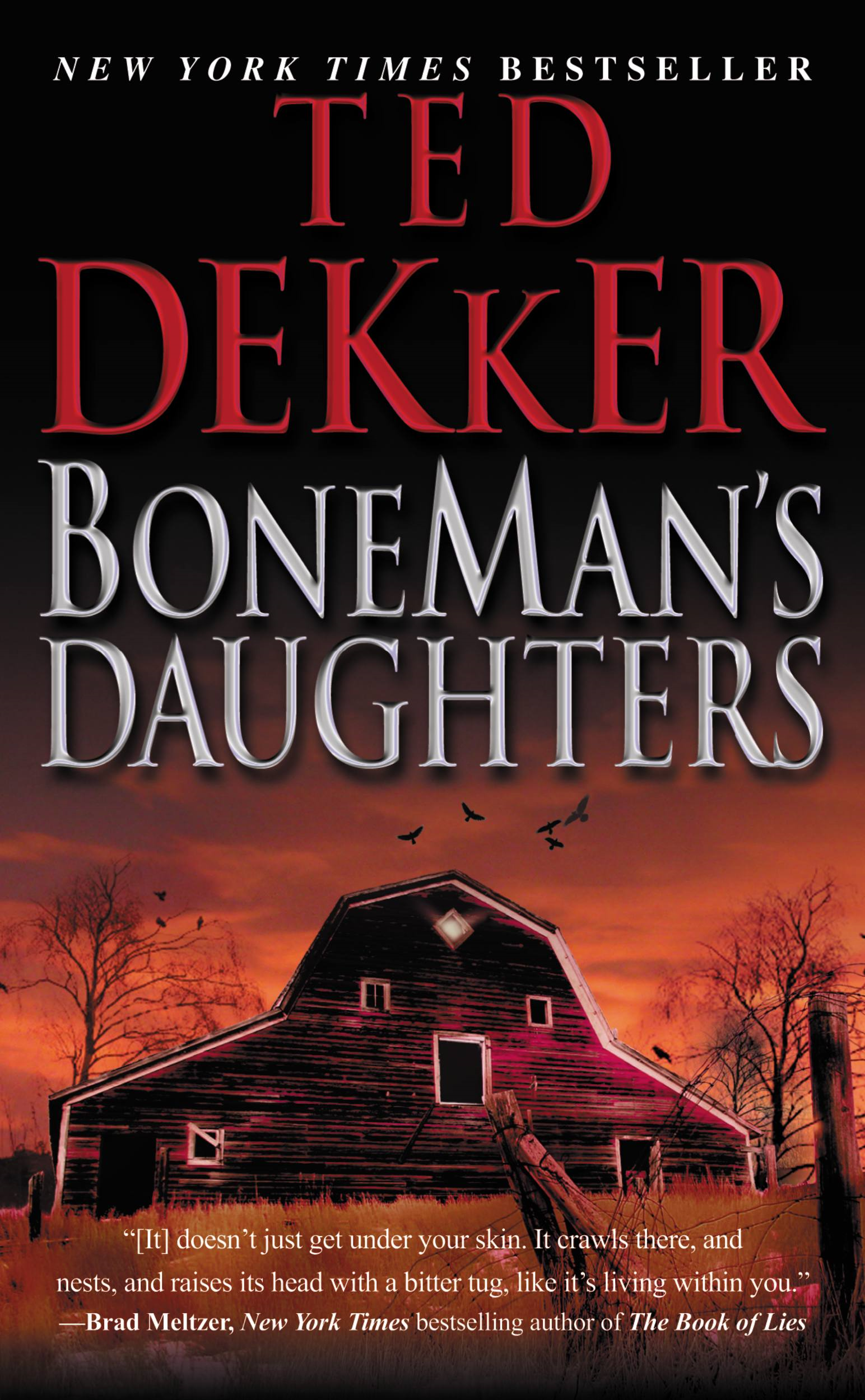 BoneMan's Daughters By: Ted Dekker