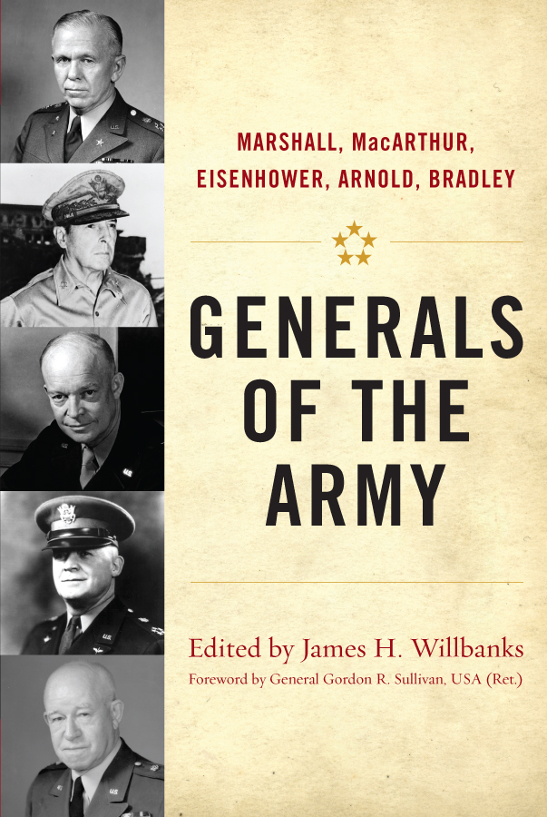 Generals of the Army