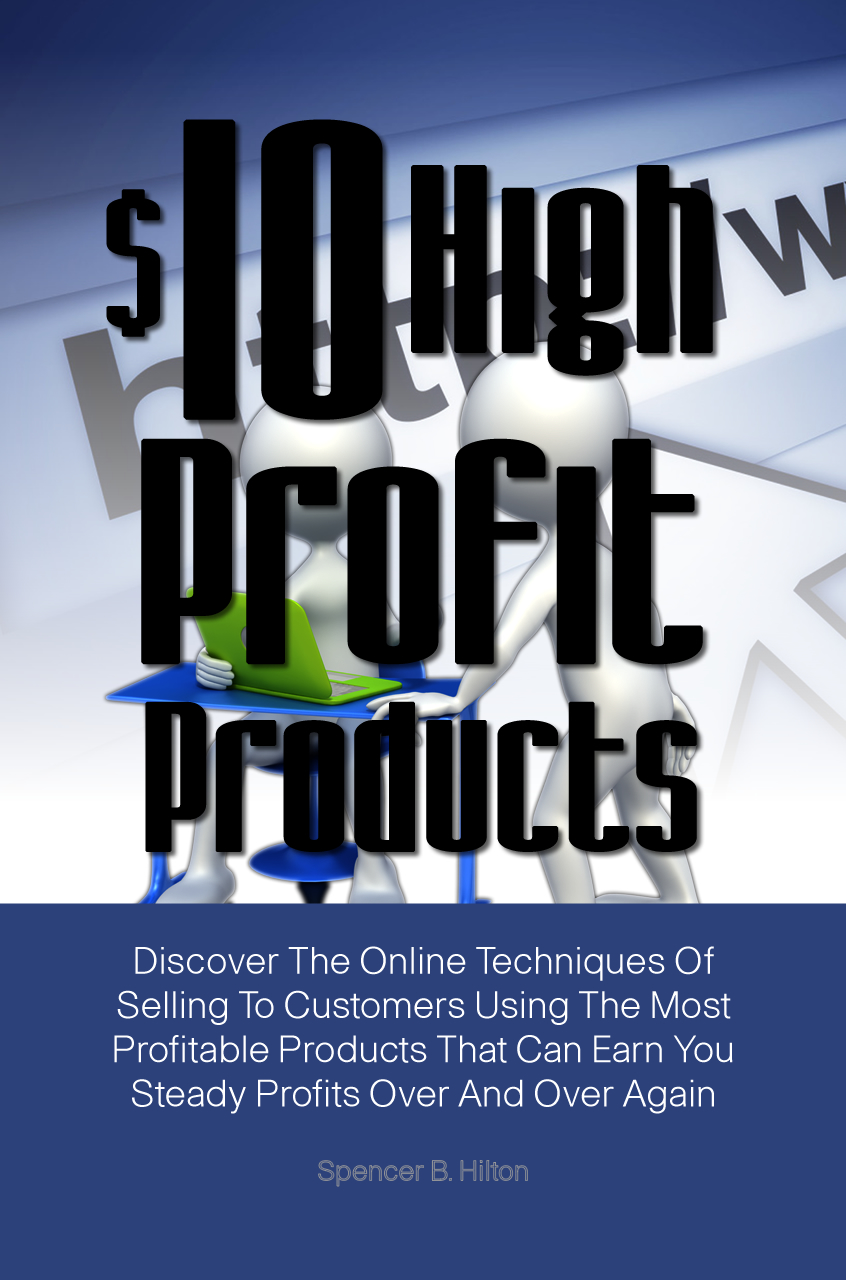 $10 High Profit Products
