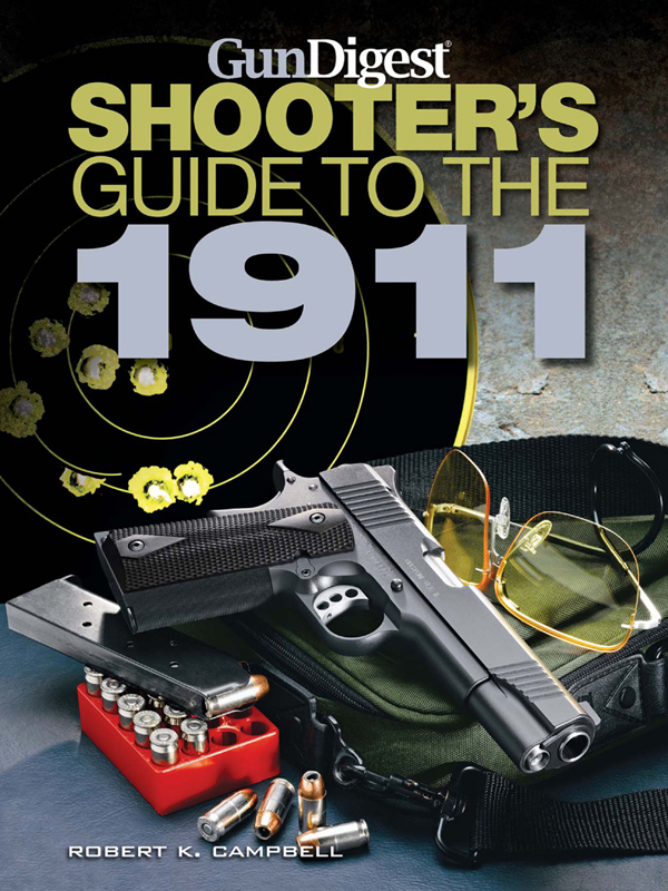 Gun Digest Shooters Guide to the 1911