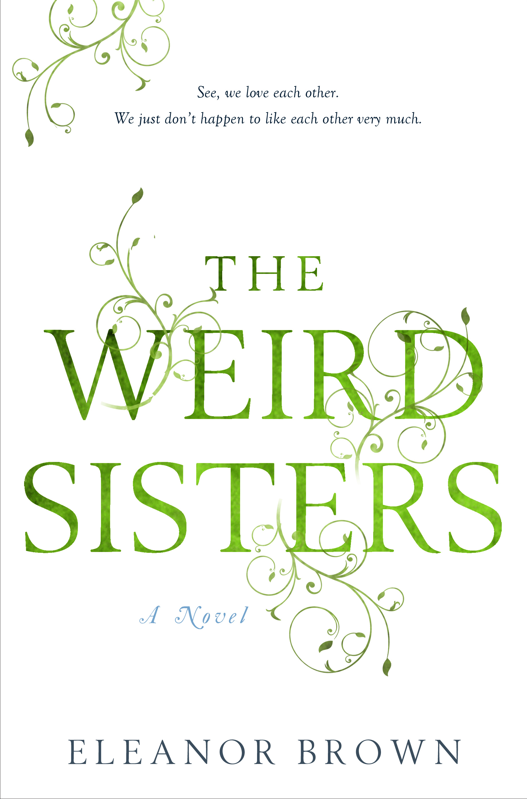 The Weird Sisters By: Eleanor Brown