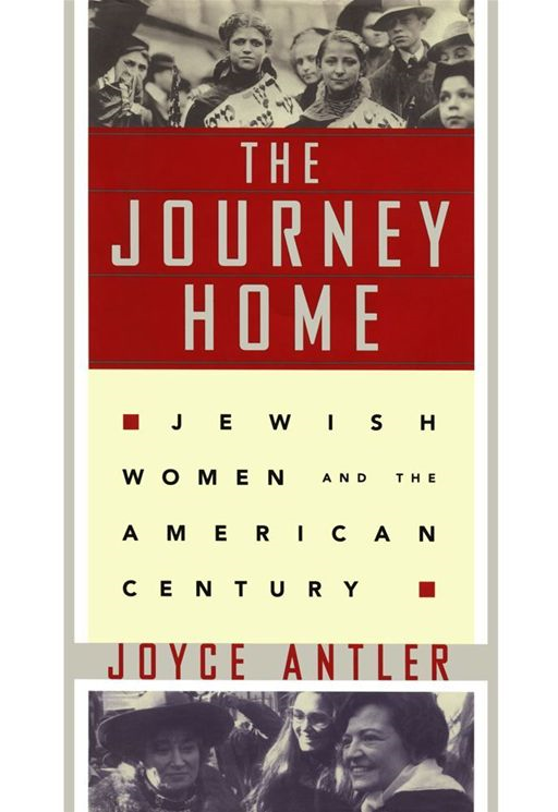 The Journey Home By: Joyce Antler