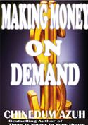 online magazine -  Making Money On Demand