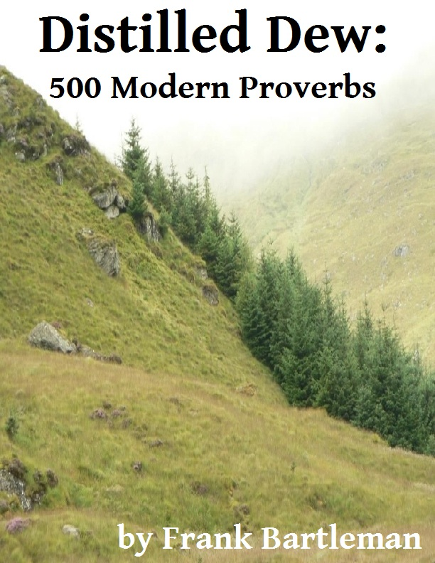 Distilled Dew: 500 Modern Proverbs