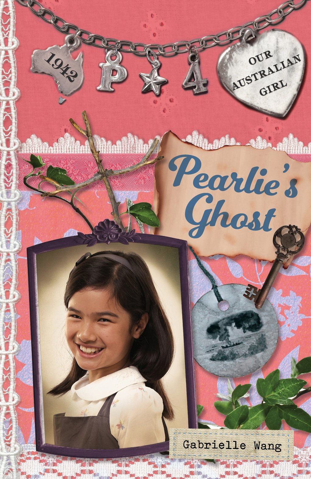 Pearlie's Ghost Our Australian Girl