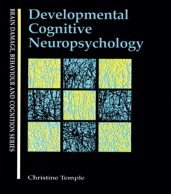 Developmental Cognitive Neuropsychology