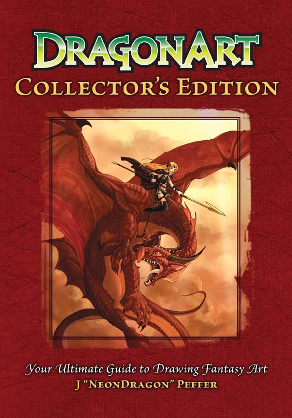 DragonArt Collector's Edition: Your Ultimate Guide to Drawing Fantasy Art