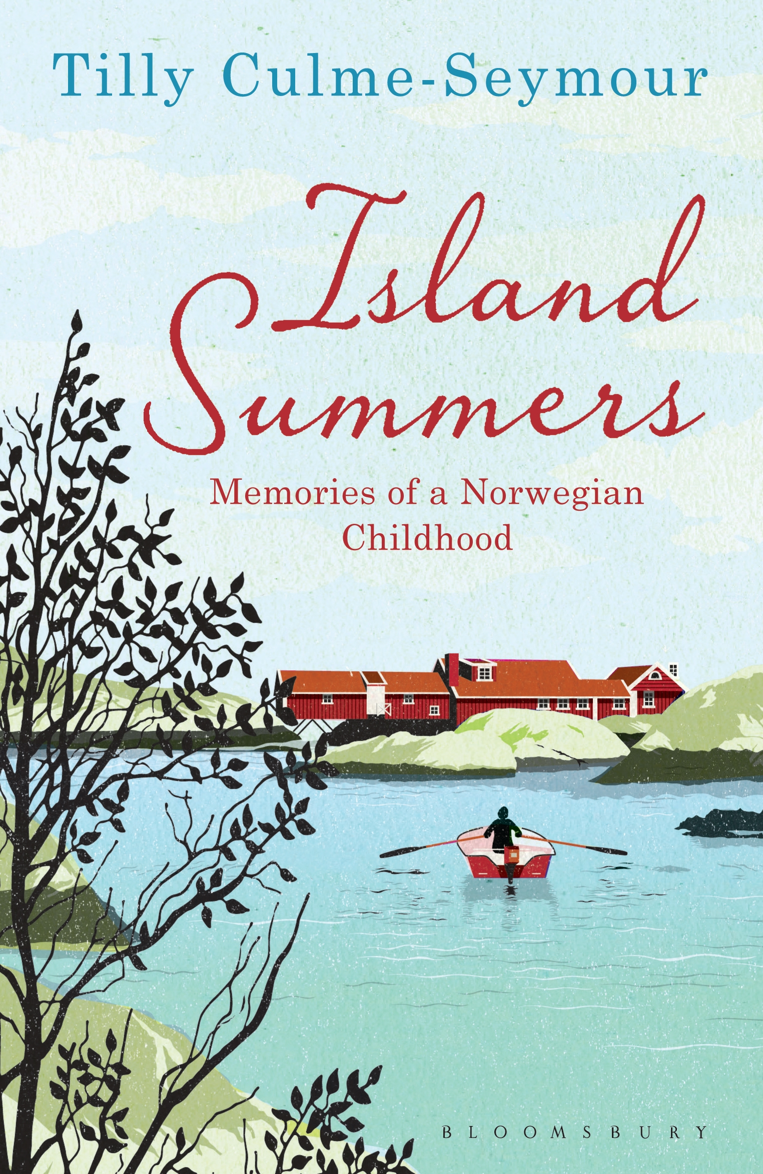 Island Summers Memories of a Norwegian Childhood