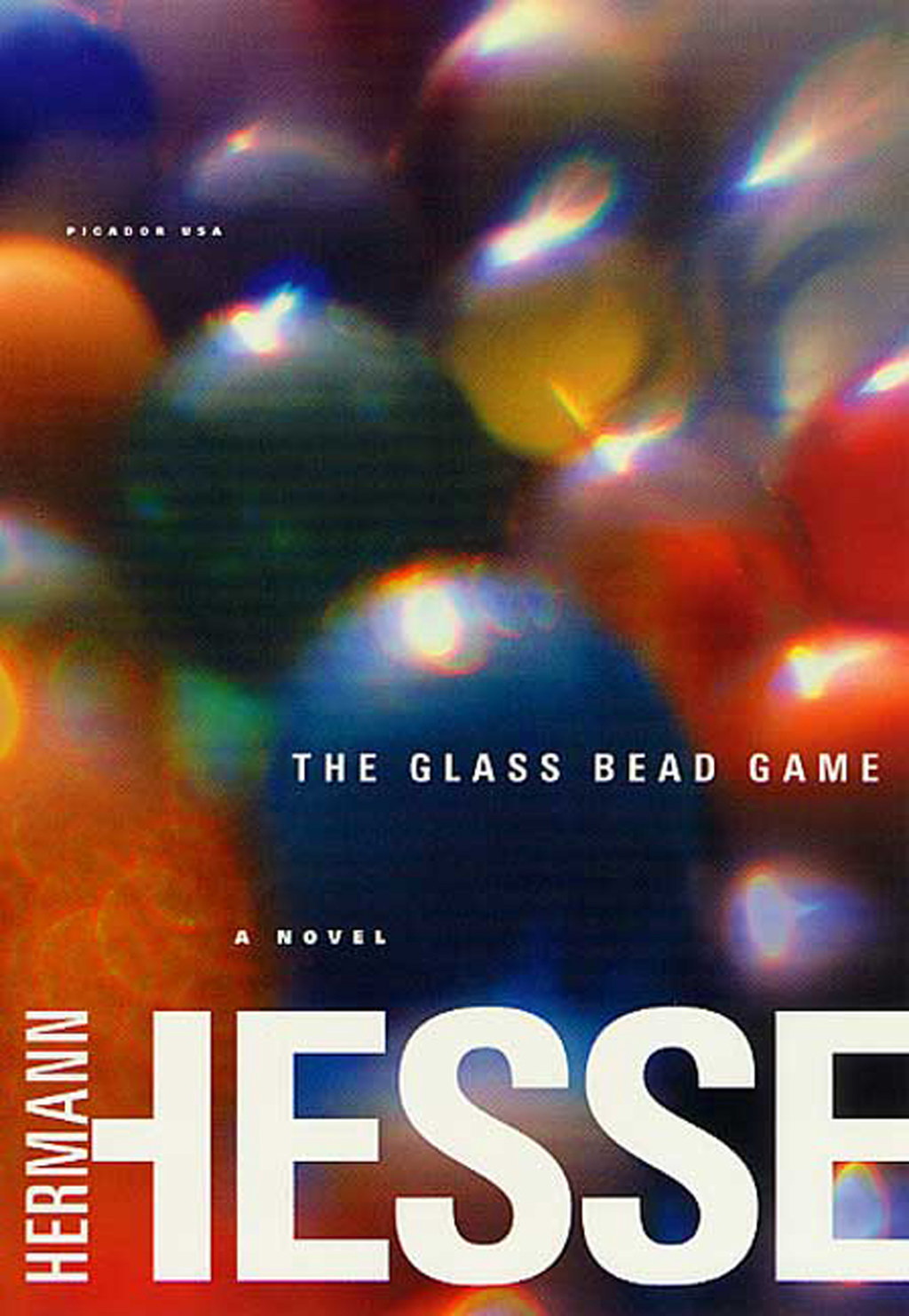 The Glass Bead Game By: Hermann Hesse