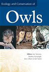 Ecology And Conservation Of Owls: