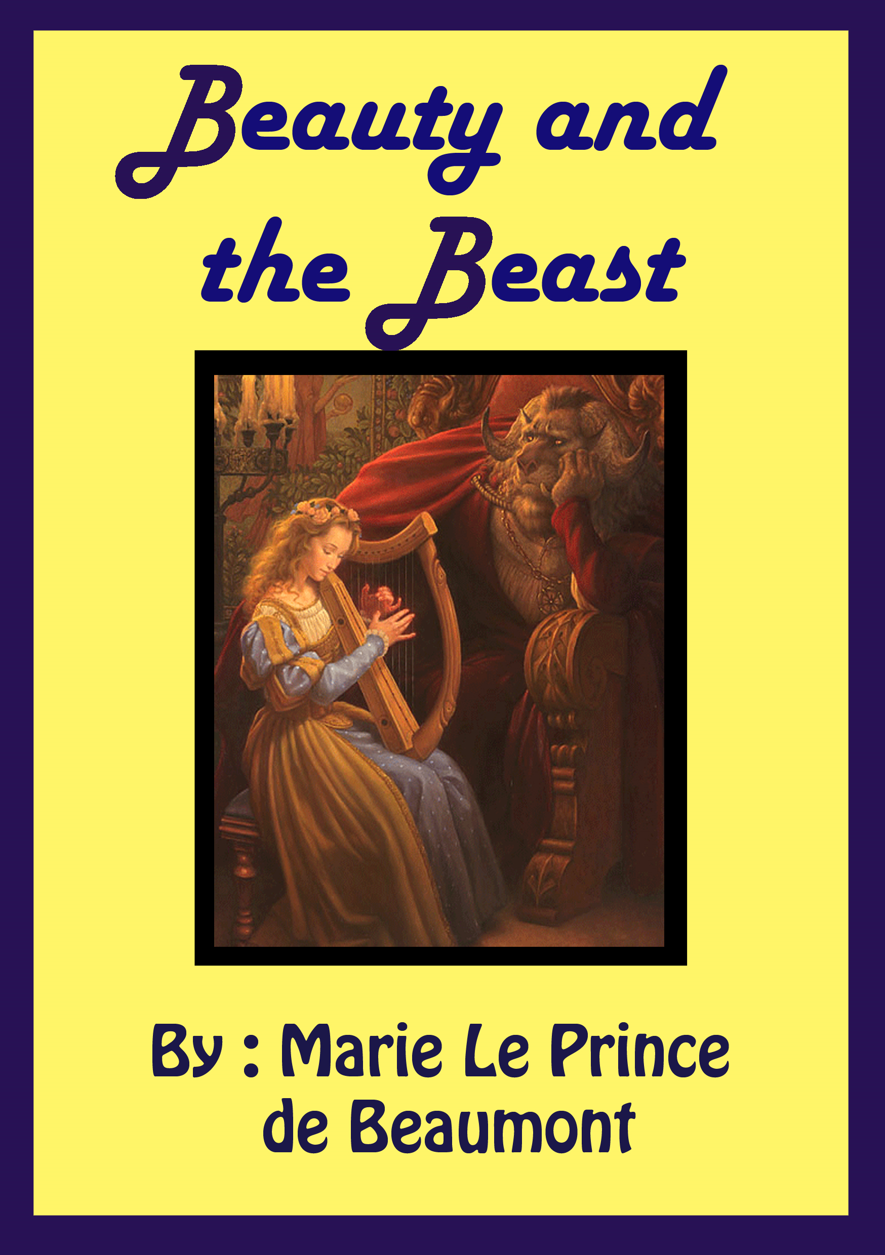 Bedtime Story : Beauty and the Beast