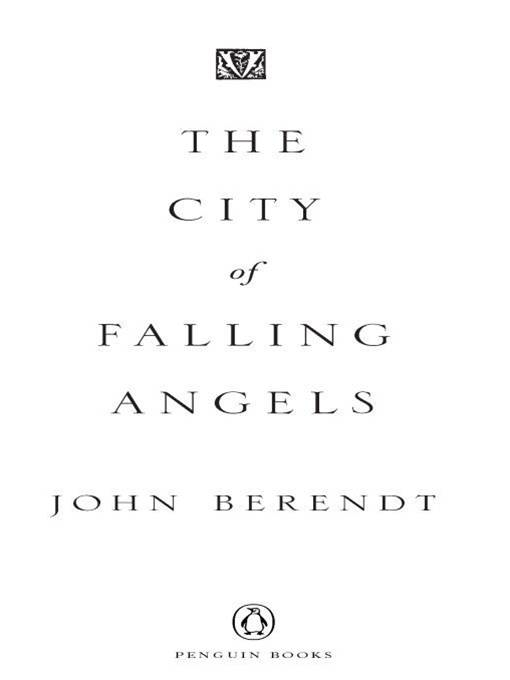 The City of Falling Angels By: John Berendt