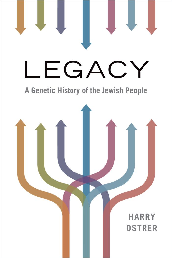 Legacy: A Genetic History of the Jewish People