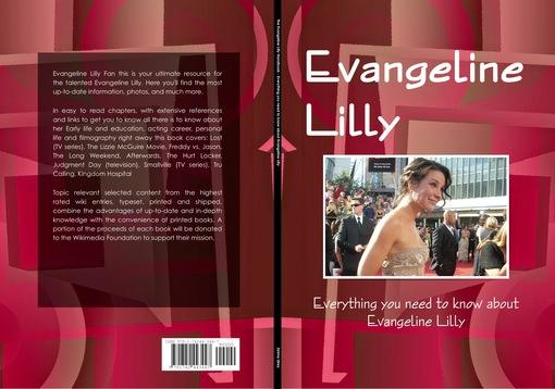 Zelma Ulrey - The Evangeline Lilly Handbook - Everything you need to know about Evangeline Lilly