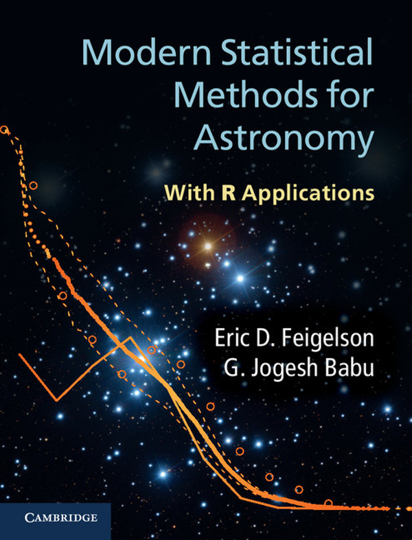 Modern Statistical Methods for Astronomy With R Applications