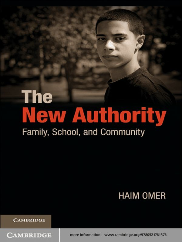 The New Authority Family,  School,  and Community