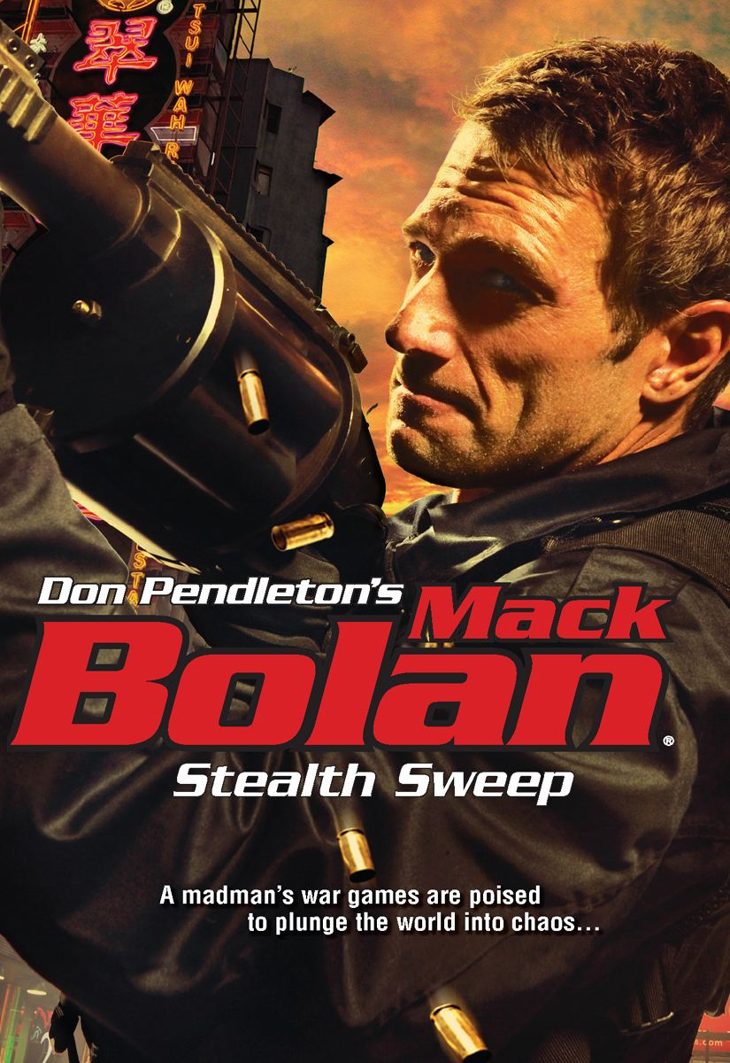 Stealth Sweep By: Don Pendleton