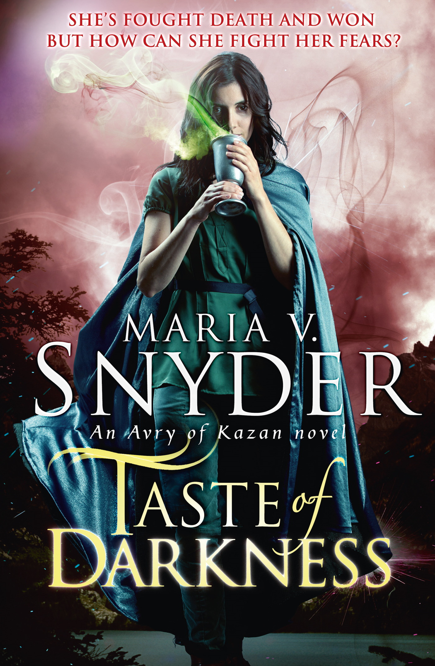 Taste of Darkness (An Avry of Kazan Novel - Book 3)