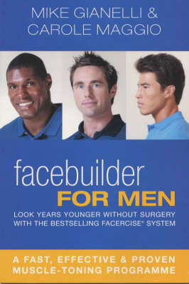 Facebuilder for Men Look years younger without surgery