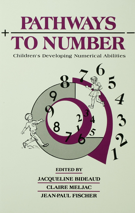 Pathways To Number Children's Developing Numerical Abilities