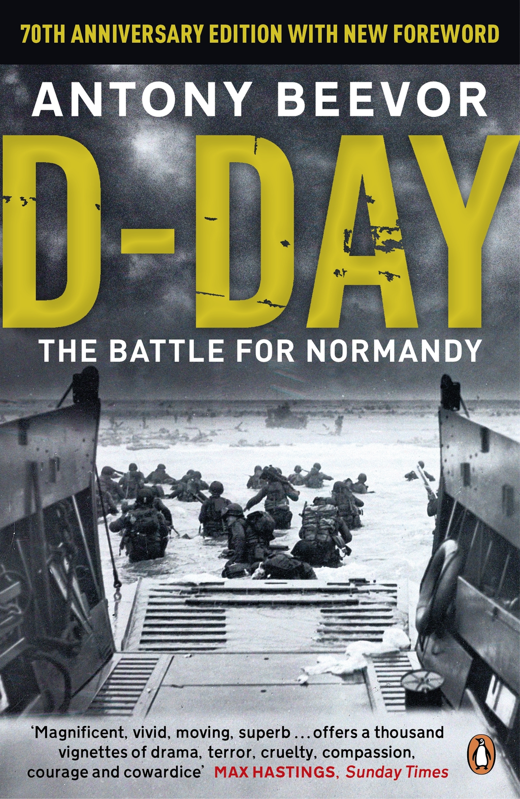 D-Day The Battle for Normandy
